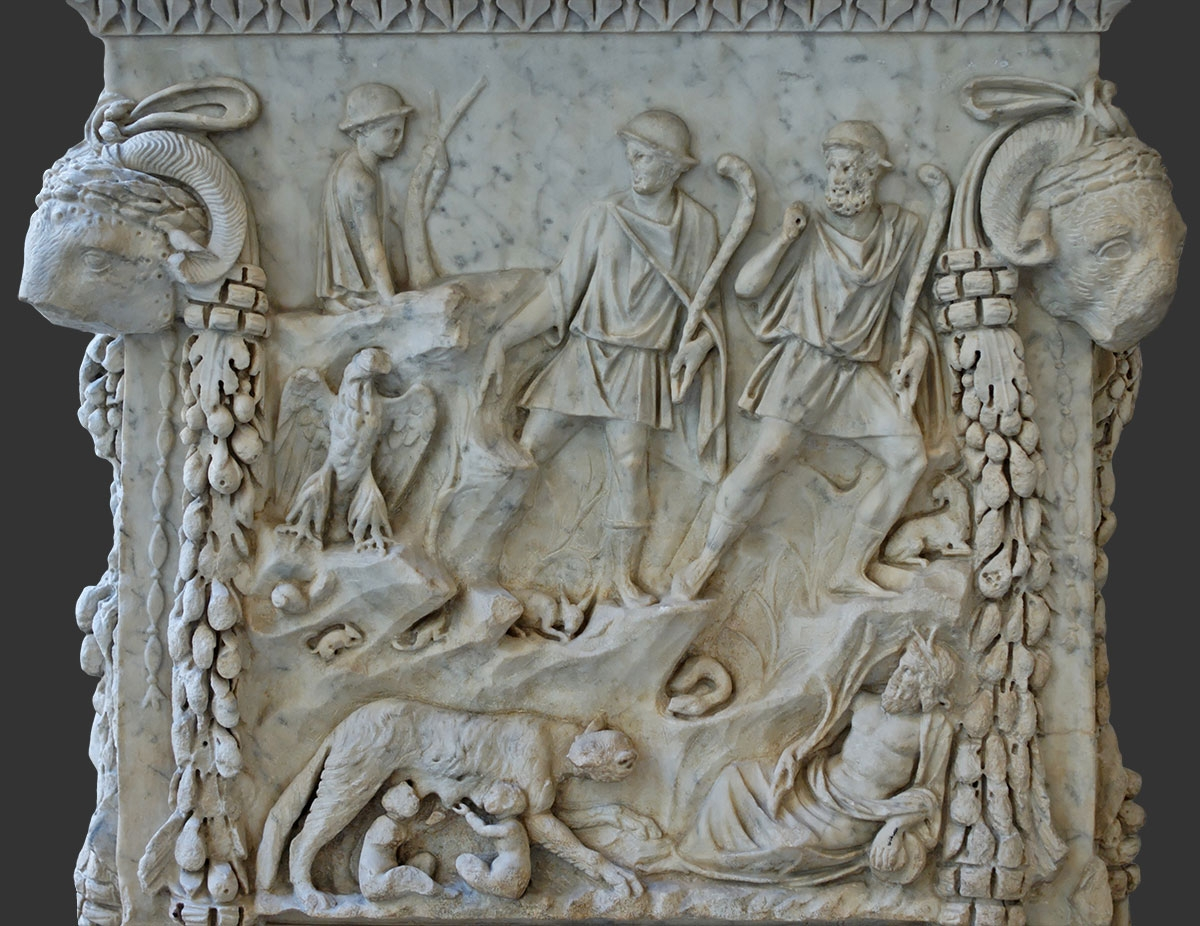 Altar of Romulus and Remus