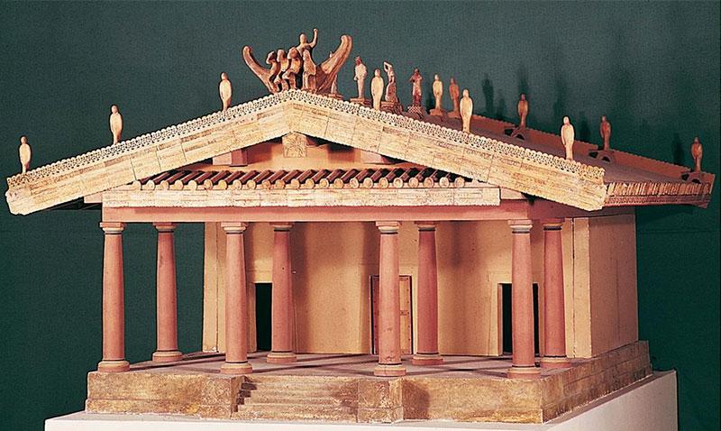 Temple Of Jupiter Optimus Maximus Capitolinus Pro Romanis