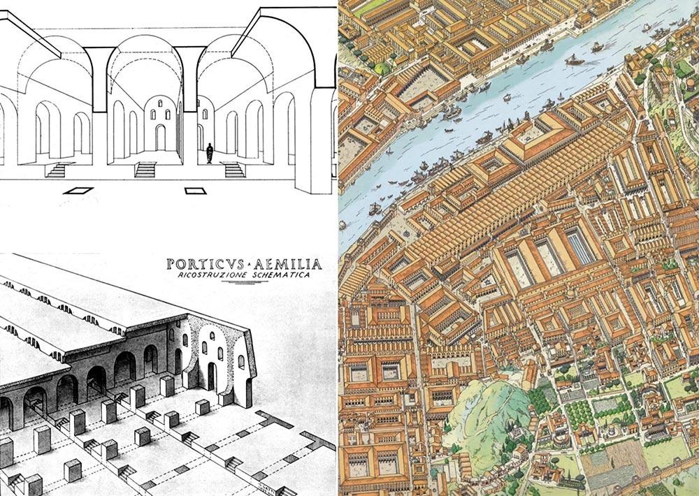 Porticus-Aemilia