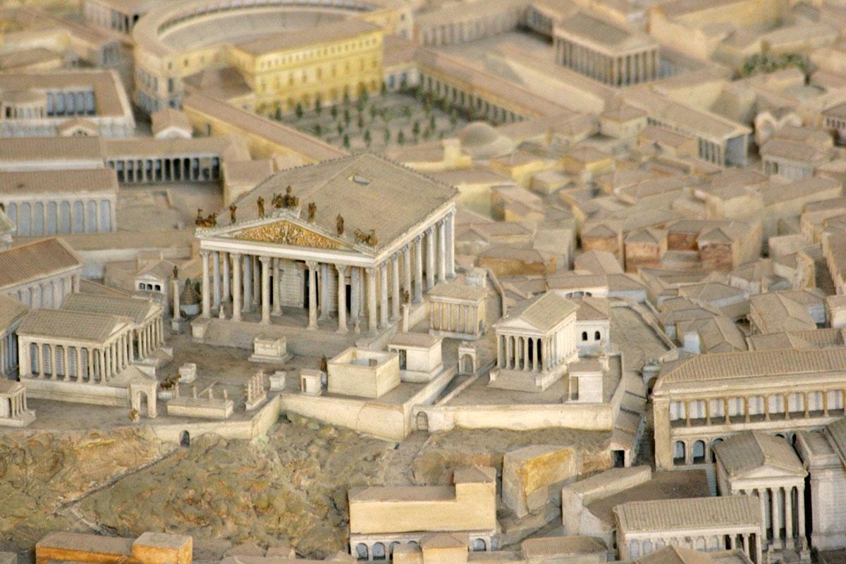 Temple-Jupiter-Optimus-Maximus-Capitolinus-Hellenistic-Italo-Gismondi