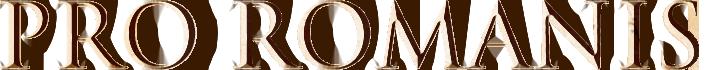 Pro Romanis Logo