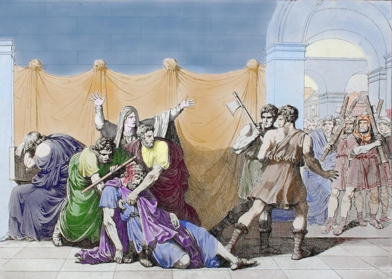 Lucius Tarquinius Priscus - Pro Romanis